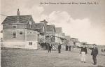 Postcard of Sakonnet River Shore (1. Front Side)
